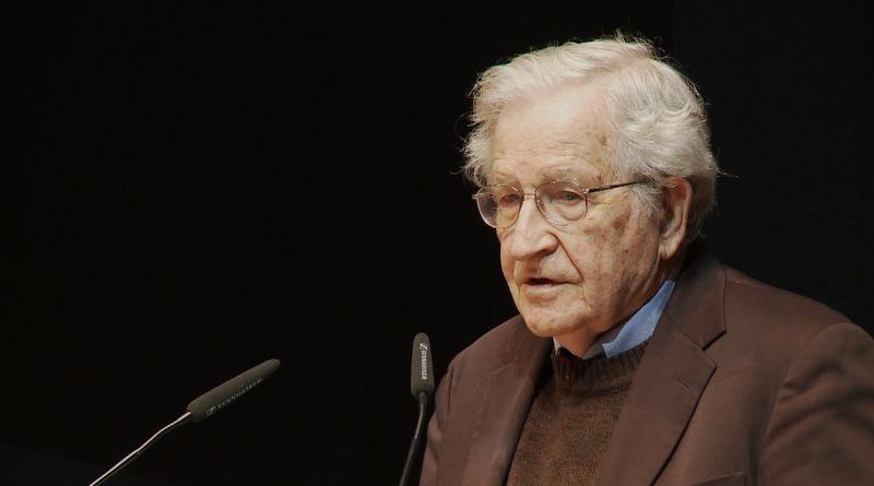 Kontroverze Noama Čomskog